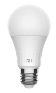 Смарт крушка Xiaomi Mi Smart LED Bulb, 8 W, 810 lm, Wi-Fi, Android/iOS, Бяла