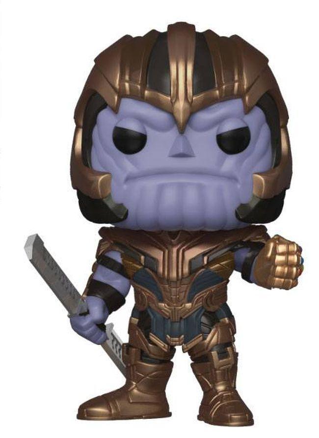 Фигурка Funko POP! Marvel Avengers - Thanos #453