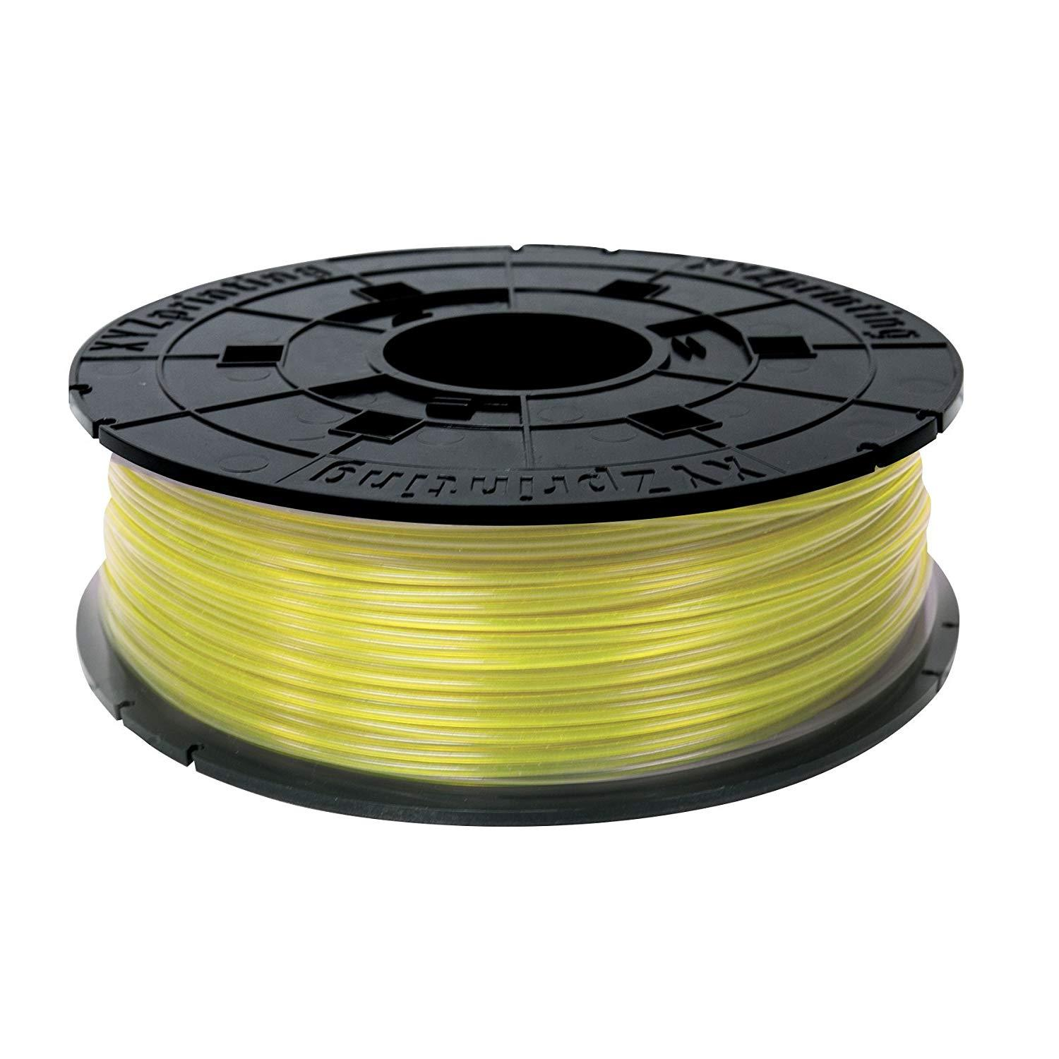 Консуматив за 3D принтер XYZprinting - PLA (NFC) filament , 1.75 mm, Yellow