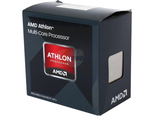 Процесор AMD Athlon X4 870K, 3.9Ghz up to 4.1Ghz, 4Mb, 95W, FM2+, BOX
