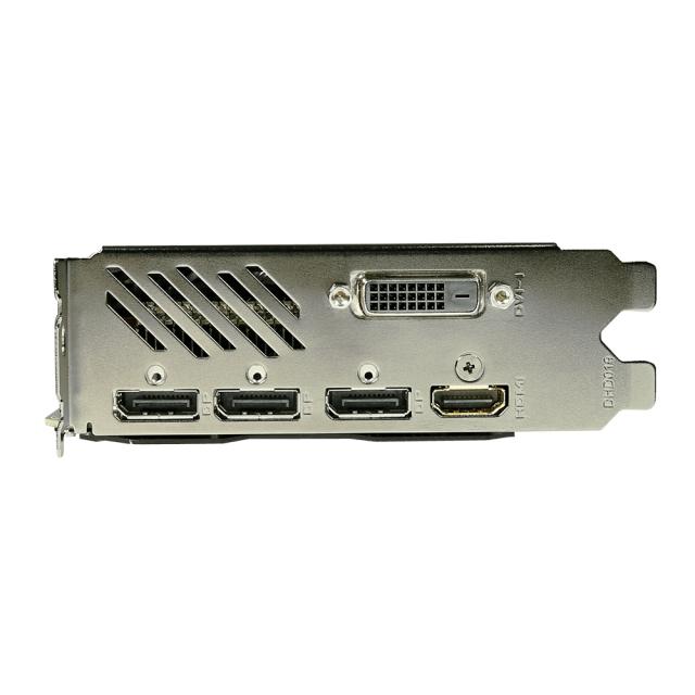 Видео карта GIGABYTE RX 580 GAMING-8GD , 8GB GDDR5 256 bit, DisplayPort, HDMI, DVI-D