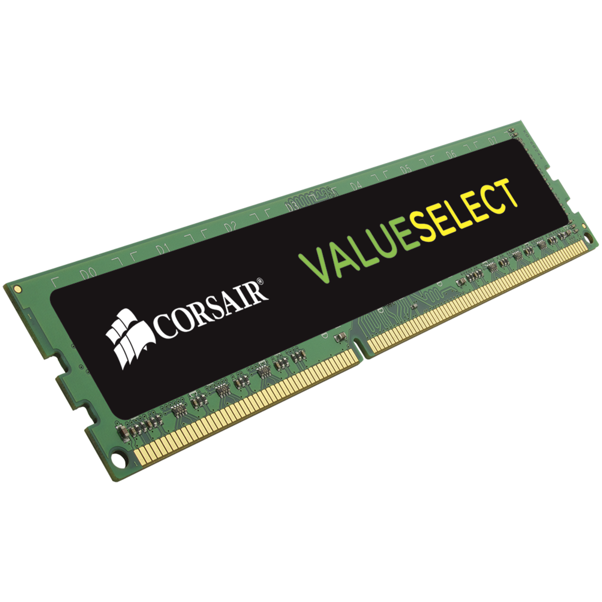 Памет CORSAIR ValueSelect, 4GB, DDR3, CL11, 1.35V