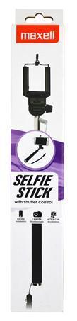 Selfie /селфи/ монопод  с дистанцонно  за смартфон/камера MAXELL