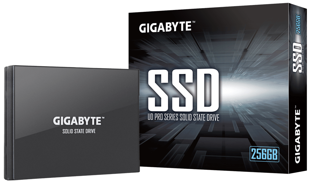 "Solid State Drive (SSD) Gigabyte UD PRO 256GB 2.5"" SATA III 7mm"