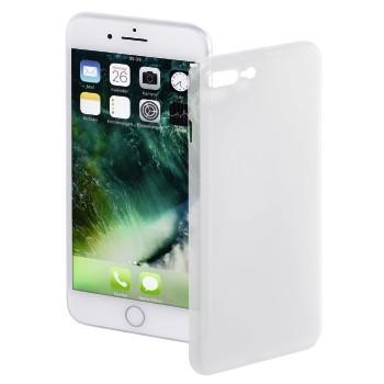 Гръб HAMA Ultra Slim за Apple iPhone 7 Plus/8 Plus, бял