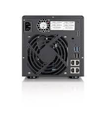 Мрежов Сторидж Fujitsu CELVIN NAS Server Q805, up to 4 x HDD, 1.99 GHz, 2 GB DDR3L