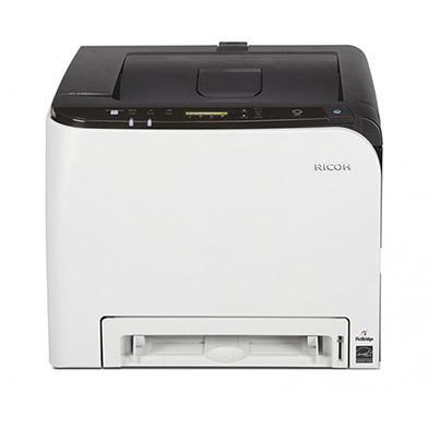 Цветен лазерен принтер RICOH SP C260DNw, A4, USB, LAN, WiFi, 2400x600dpi, 20 стр/мин