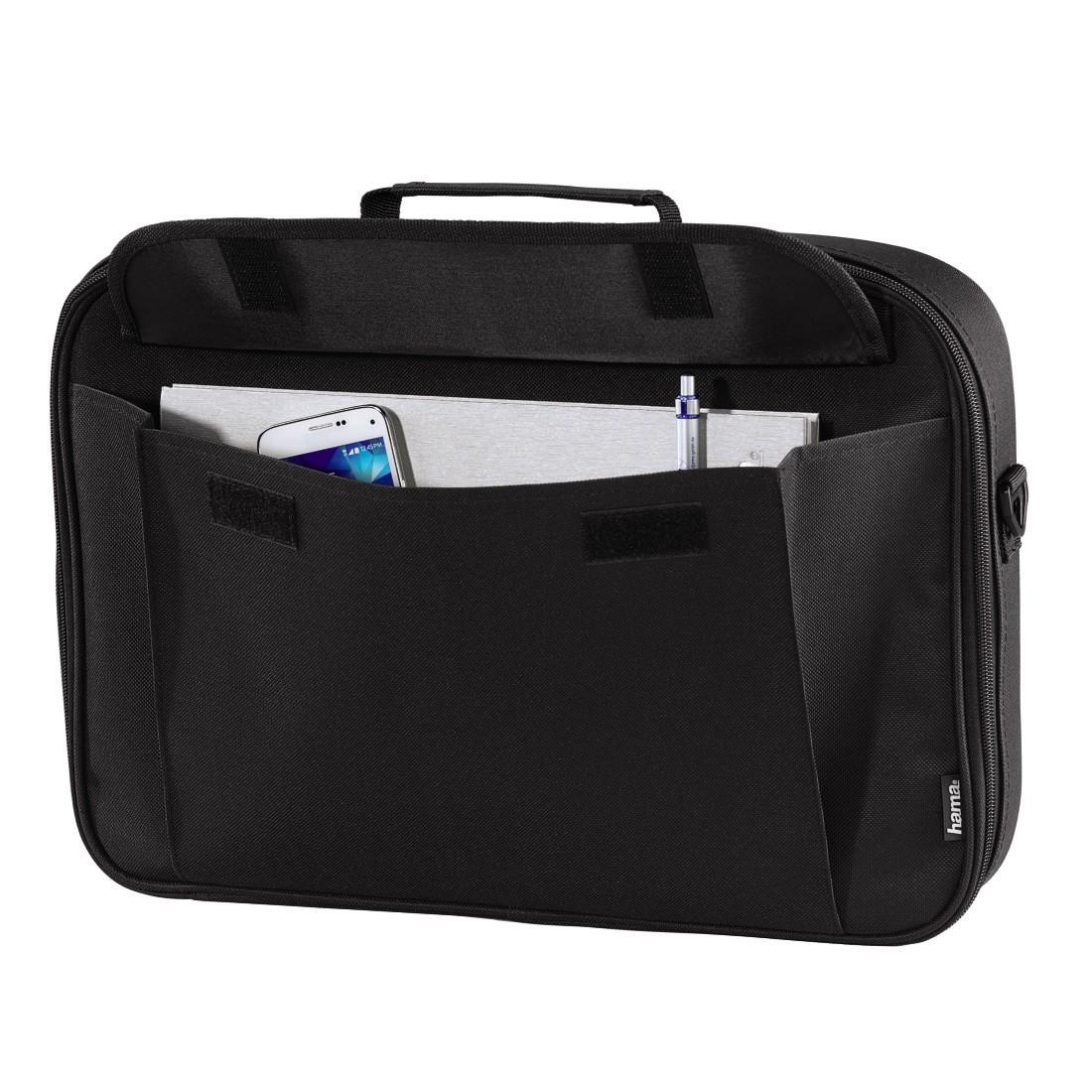 "Чанта за лаптоп HAMA ""Sportsline Montego"", 17.3"", Черен"