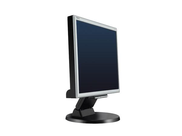 Монитор NEC MultiSync LED171M, TN, 17 inch, Clasic, SXGA, DVI-D, D-Sub, Черен