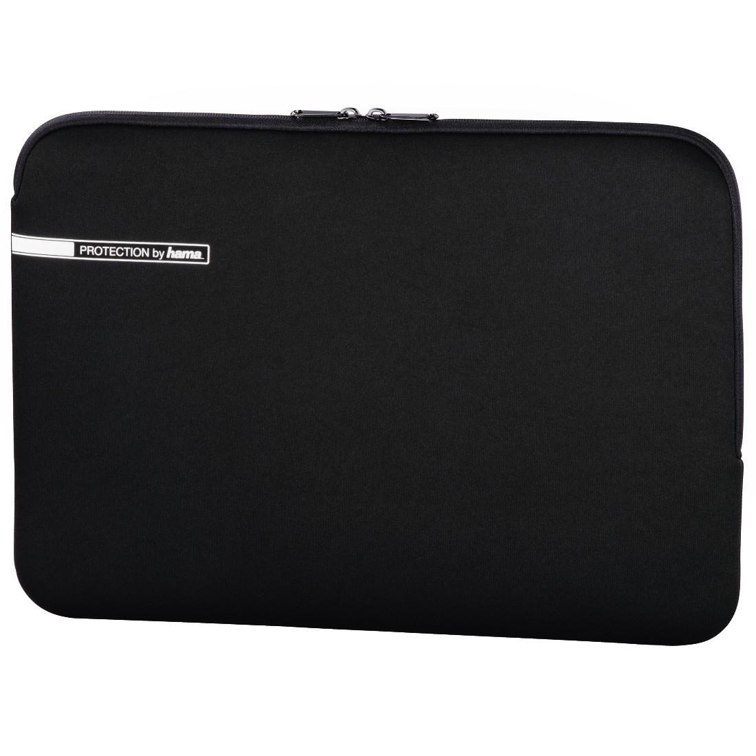 "Калъф за лаптоп HAMA Neoprene 101257, 17.3"", Черен"