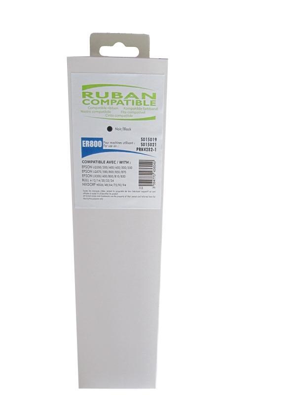 Касета за матричен принтер EPSON LX/LQ 300/400/500/800/570/580/850/870/MX 80, Black