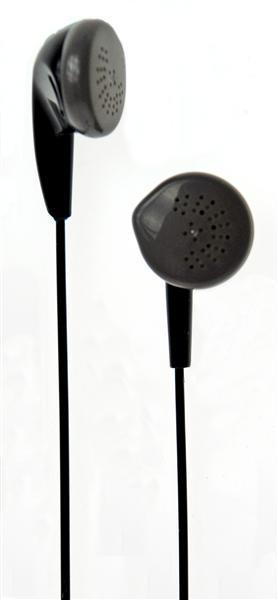 Комплект Слушалки  MAXELL EBC-2, In-Ear, бял и черен