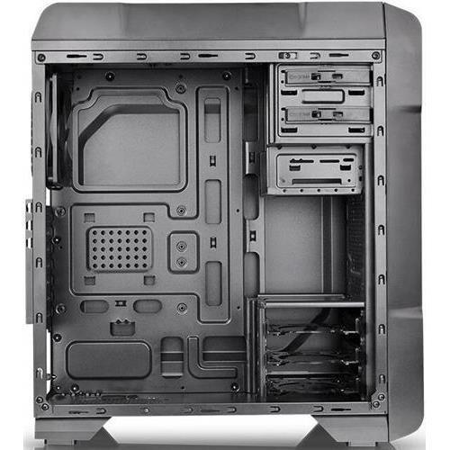 Кутия THERMALTAKE Versa N23 CA-1E2-00M1WN-00, Mid Tower, Черна